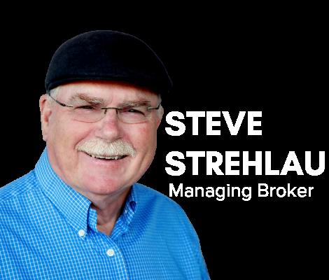 Steve headshot + name+